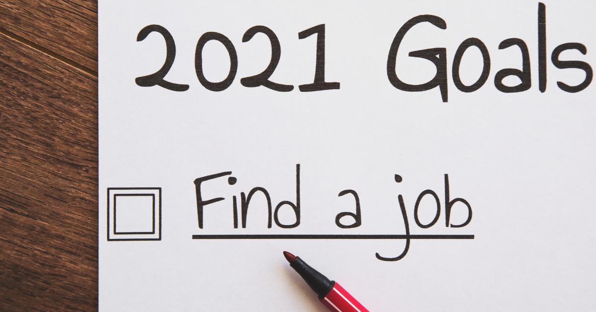 How to Find a Job in 2021